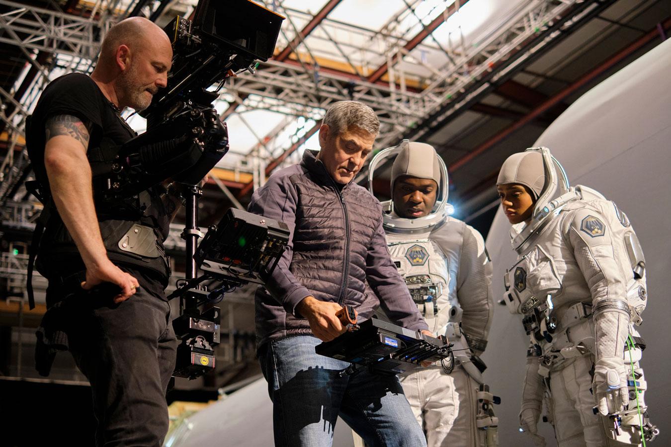 George Clooney 'Cielo de Medianoche' Netflix