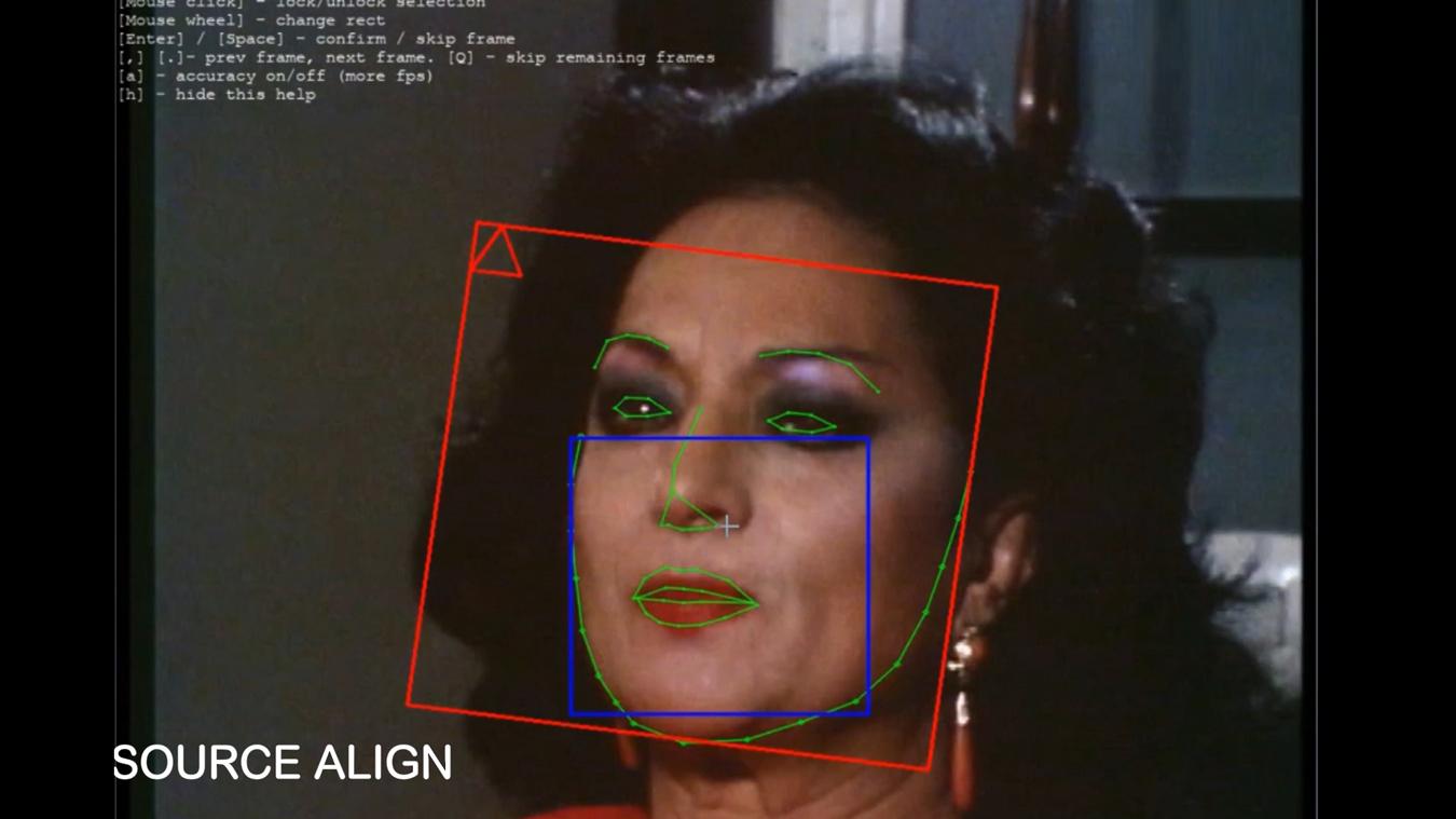 Lola Flores deepfake