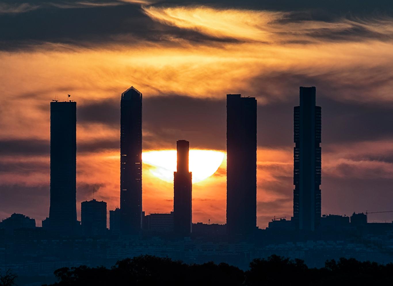 Torres de Madrid