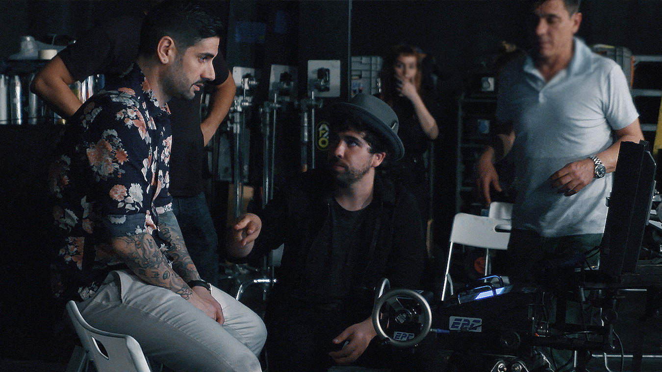 Willy Rodríguez videoclips