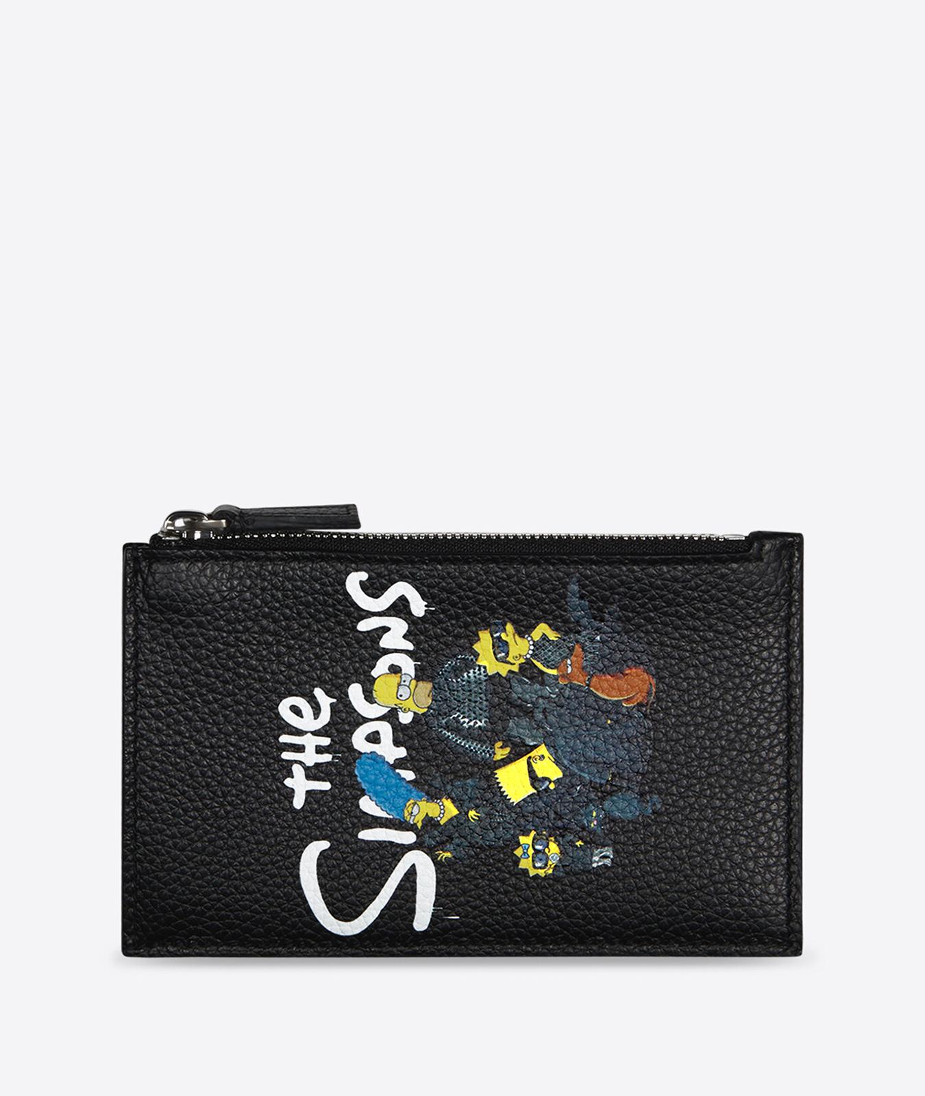 Monedero de Balenciaga x Los Simpson