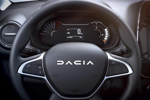 Autonomie de Dacia Spring