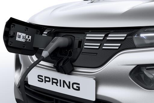 Batterie de Dacia Spring