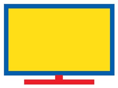 Mon téléviseur Thomson affiche un bandeau latéral avec des informations divers par intermittence