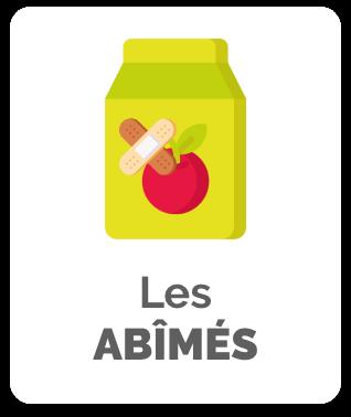 Les ABÎMÉS