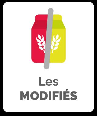 Les MODIFIÉS