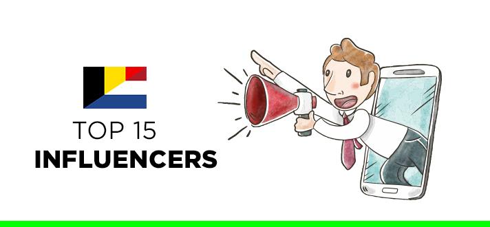 top 15 influencers