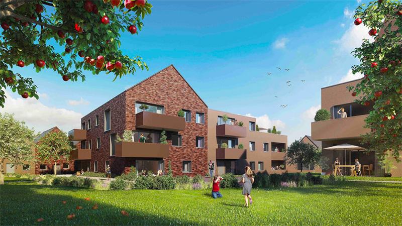 Ramery Immobilier - Espace de vente - ARBOREAM à Wattignies Village