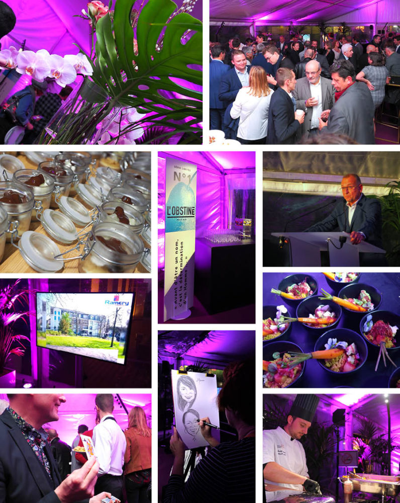 Photos de la soirée d'inauguration