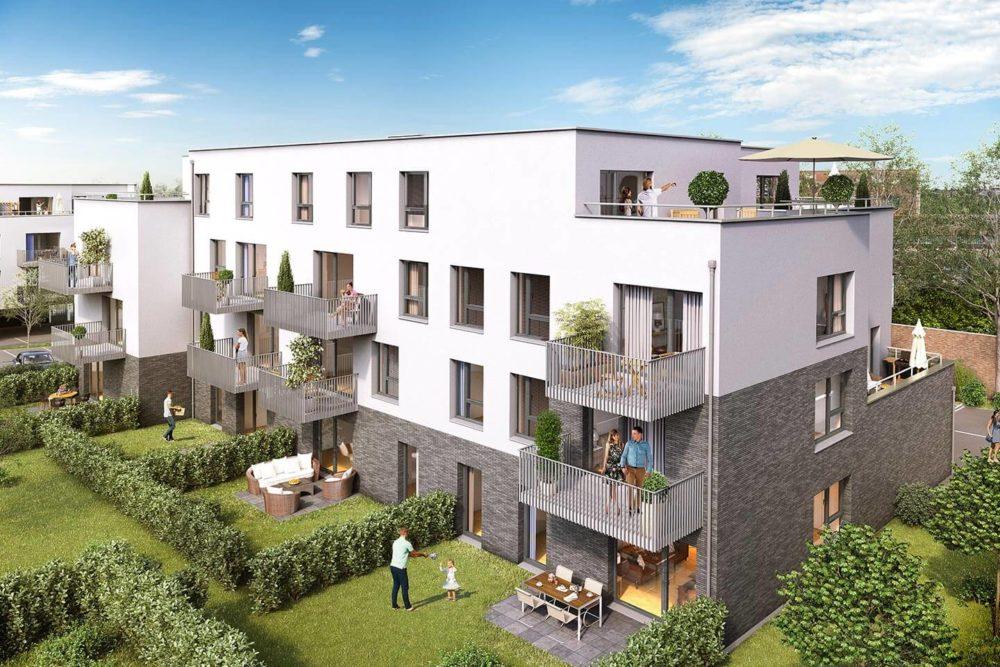 Bousbecque - Appartements neufs O de Lys
