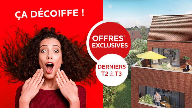 Ramery Immobilier - Offres Exclusives* à Wattignies Village ARBOREAM !