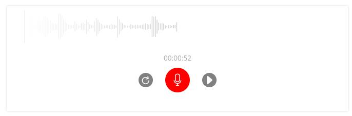 Enregistreur audio Lelivrescolaire.fr 1