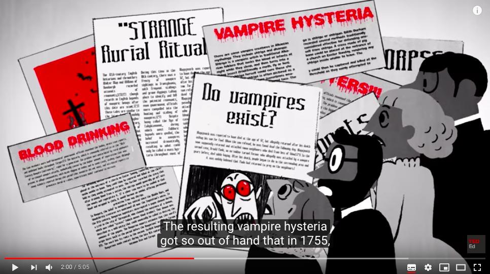 Dracula TED-ed