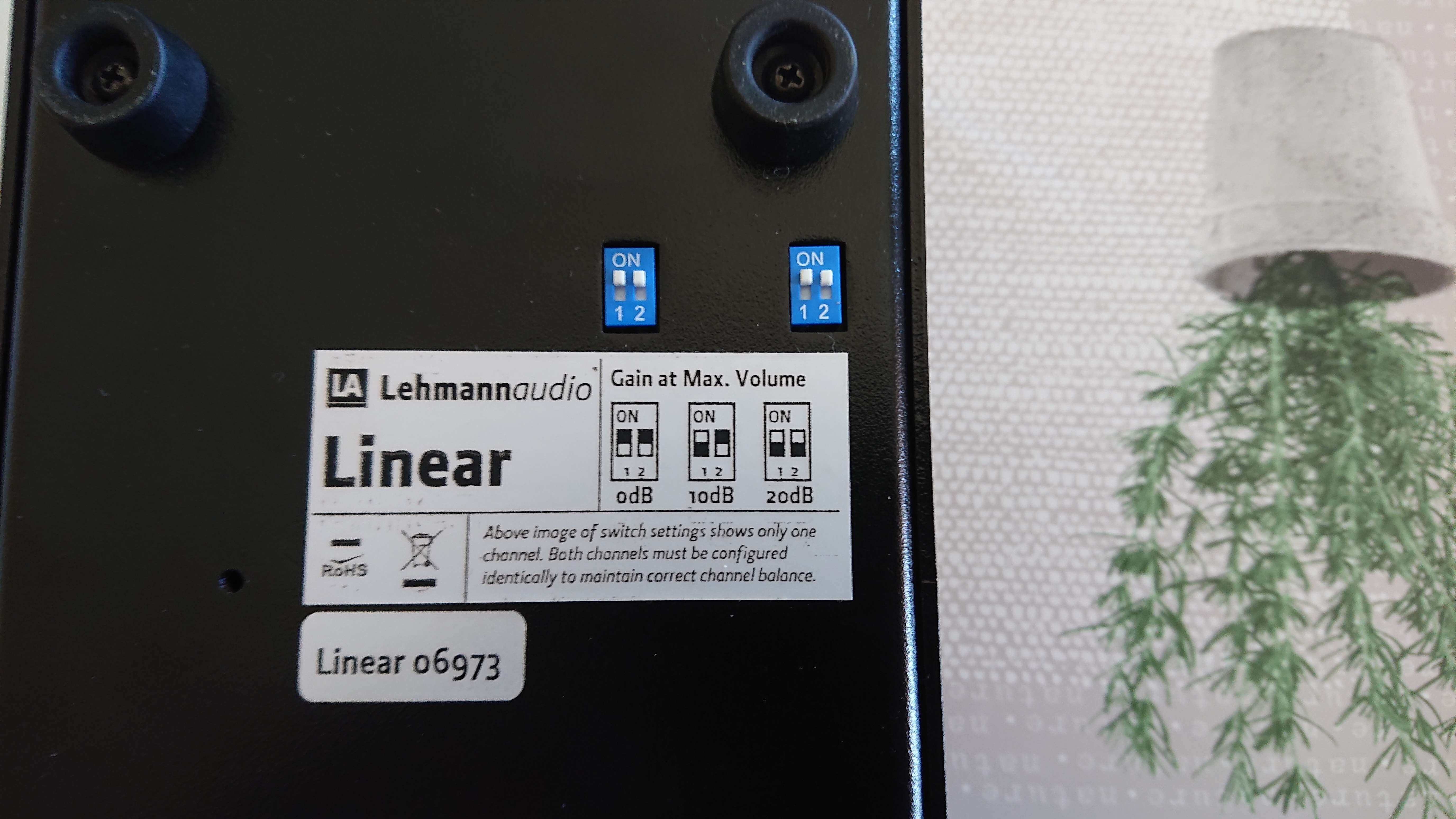 ampli casque usb haut de gamme lehman audio linear usb chrome