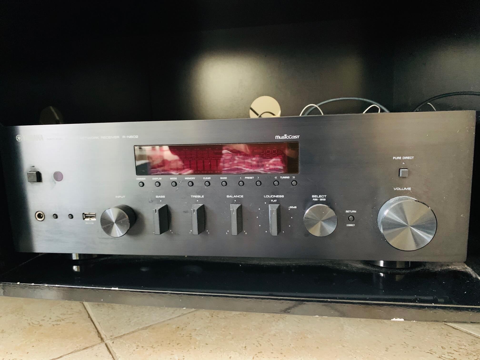 amplis connect s haut de gamme yamaha