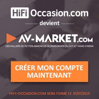 Migrer sur AV-Market